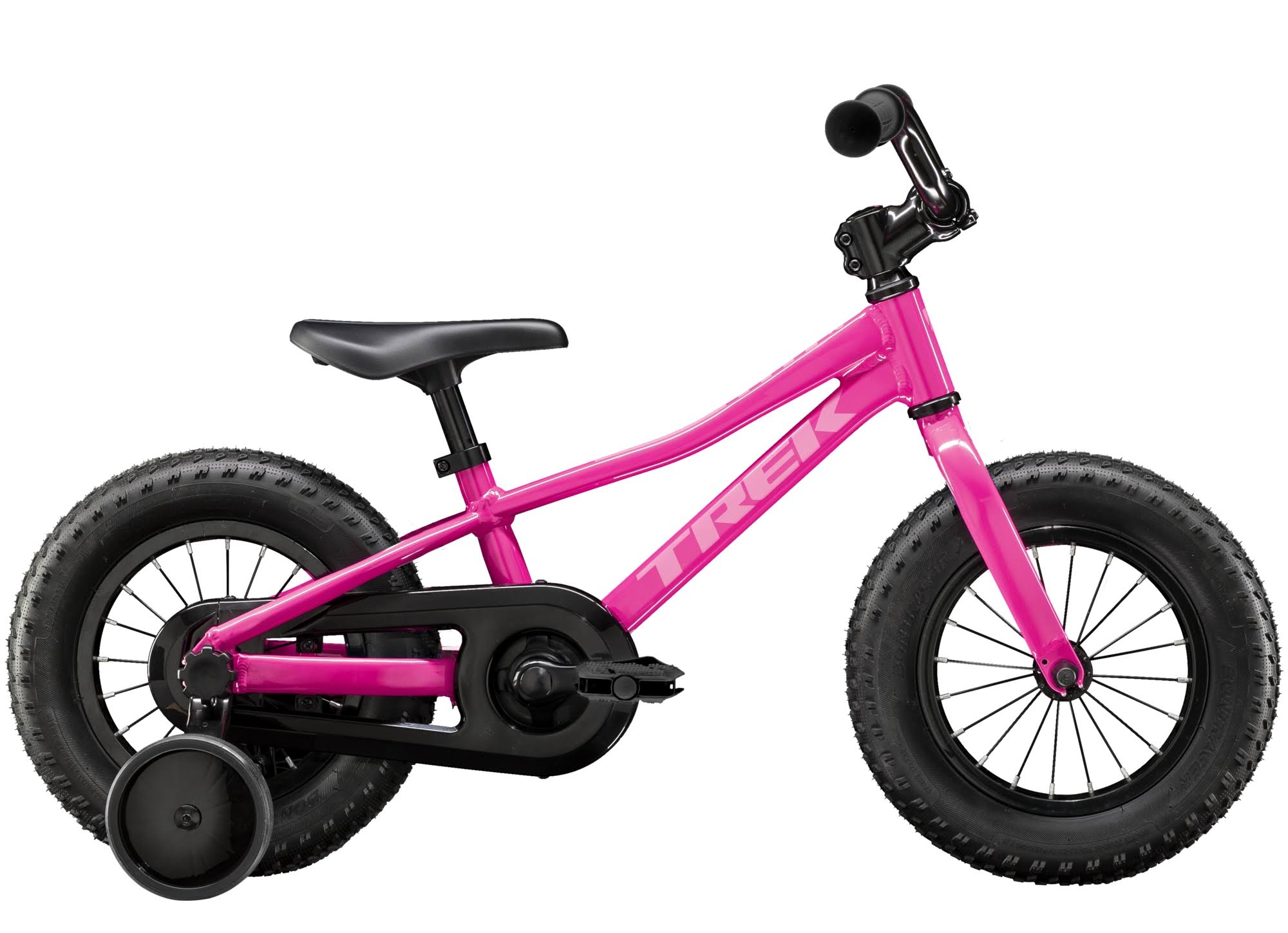 Trek Precaliber 12 Girls (Flamingo Pink) 2020