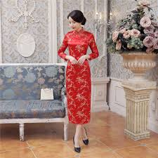 compare prices on chinese cheongsam dress style online shopping