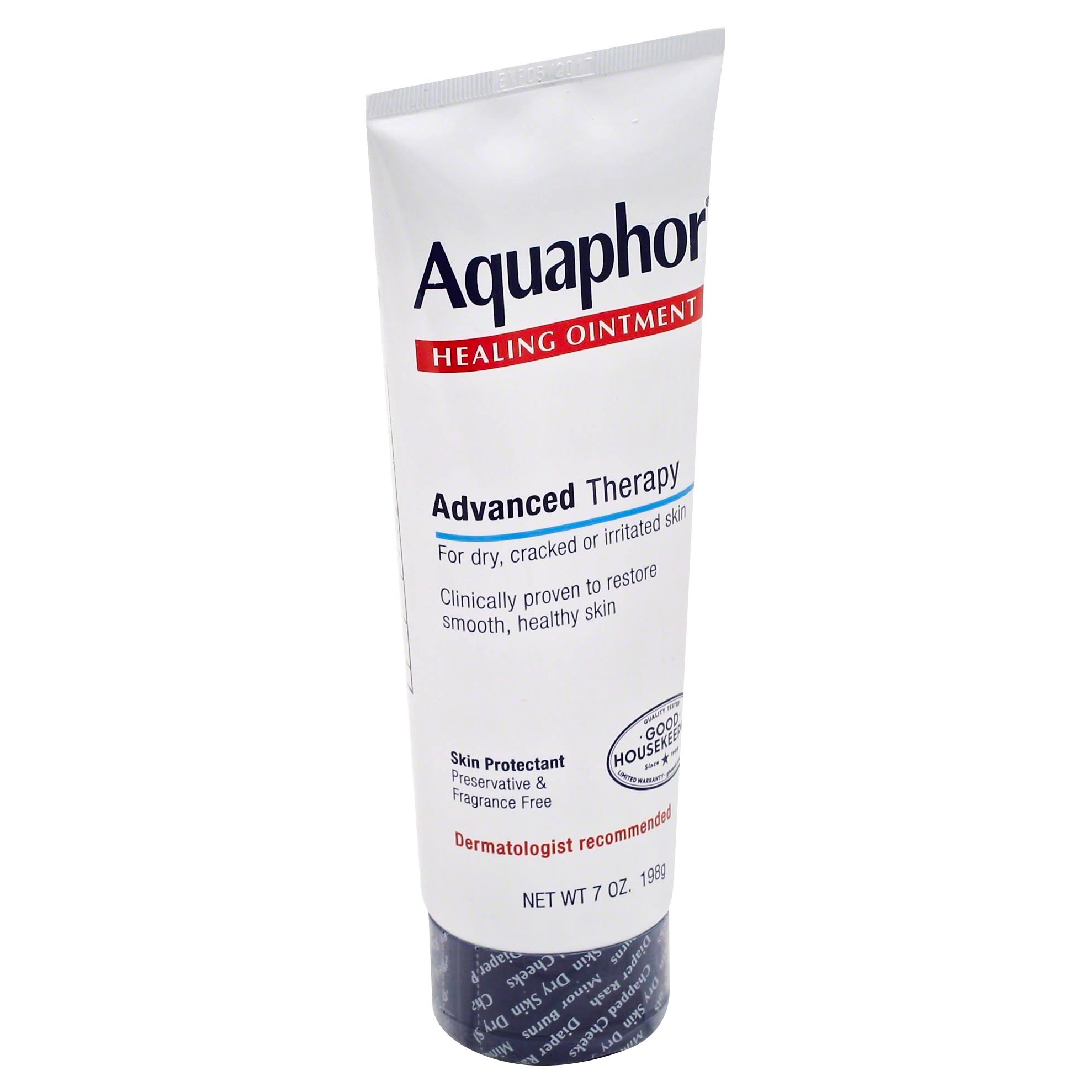 Aquaphor Advanced Therapy Healing Ointment - 7oz