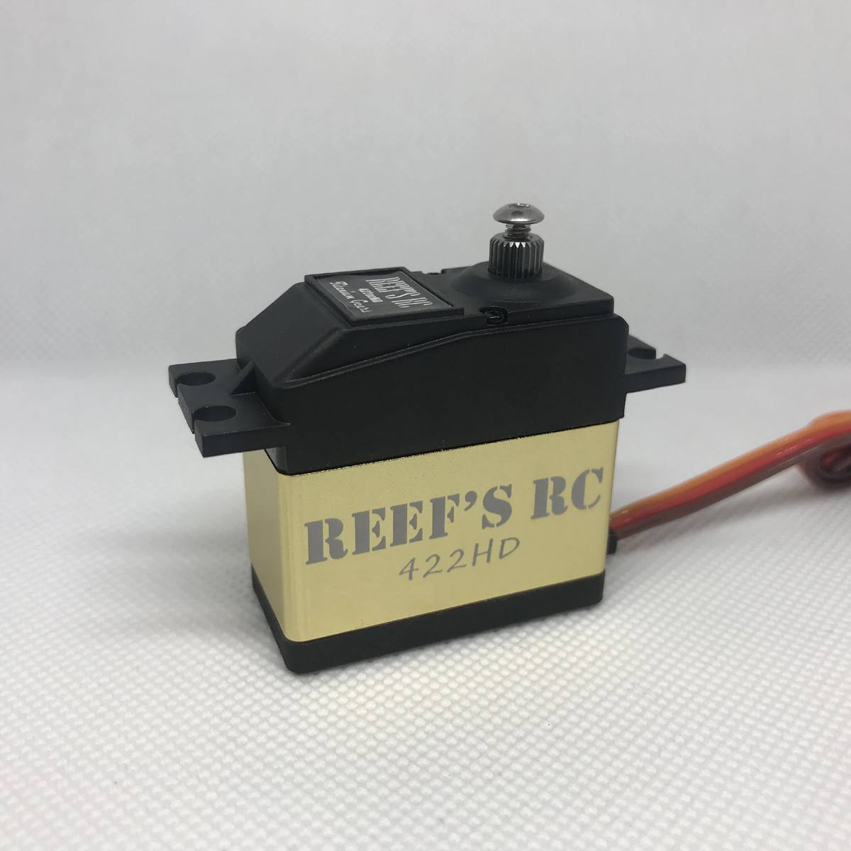 Reefs RC REEFS01 422HD High Torque Digital HV Waterproof Servo 0.12/422 @ 7.4V