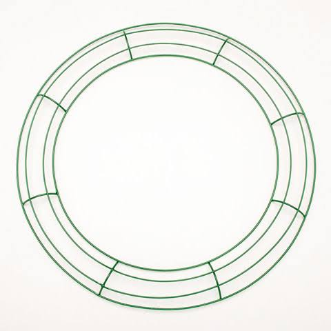 Wire Wreath Form - 16""
