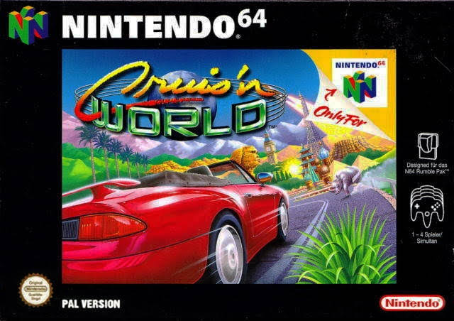 Cruis'n World [Nintendo 64]