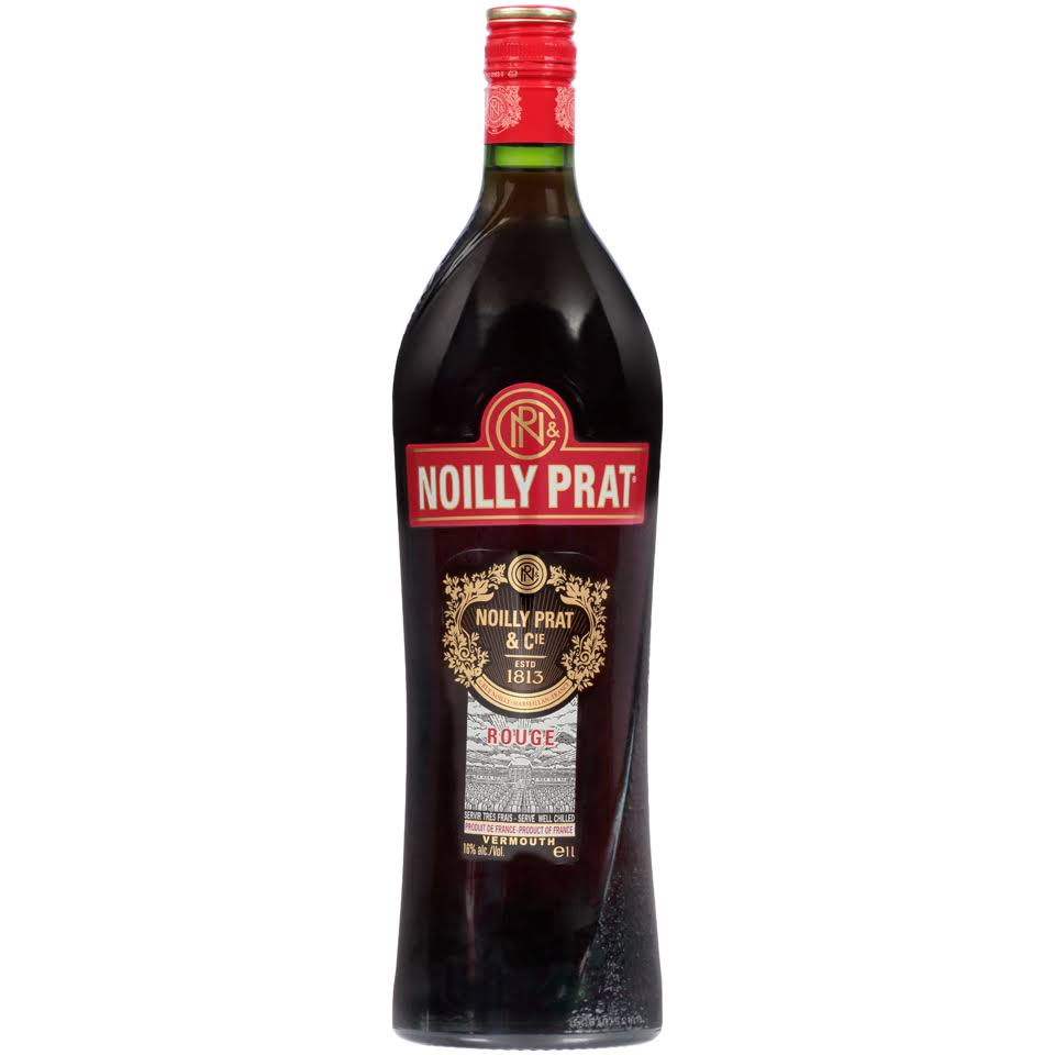 Noilly Prat Vermouth Rouge - 1 L bottle