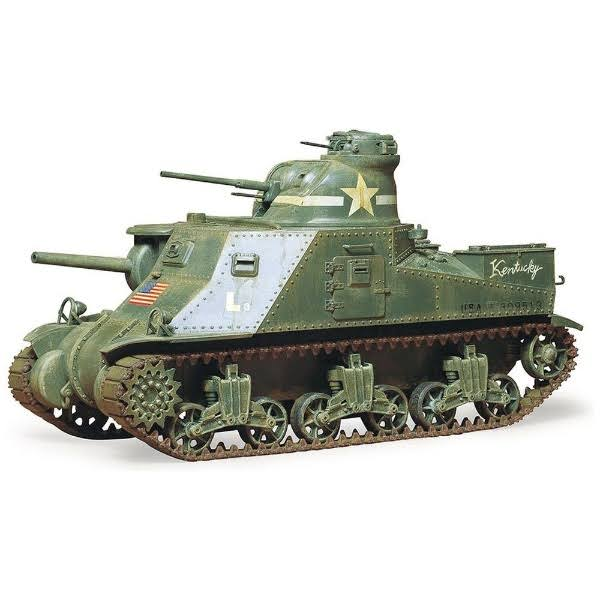 Tamiya 35039 US Medium Tank Scale Kit