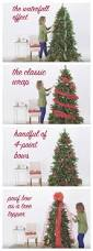 Pine Cone Christmas Trees For Sale by How To Video 5 Ways To Use Ribbon On Your Christmas Tree Tree