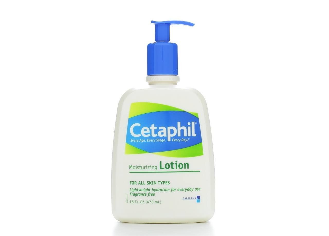 Cetaphil Body and Face Moisturizing Lotion - 16oz