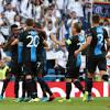 Real Madrid rescató sobre la hora un empate ante el Brujas en el ...