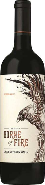 Borne Of Fire Cabernet Sauvignon, Columbia Valley, 2017 - 750 ml