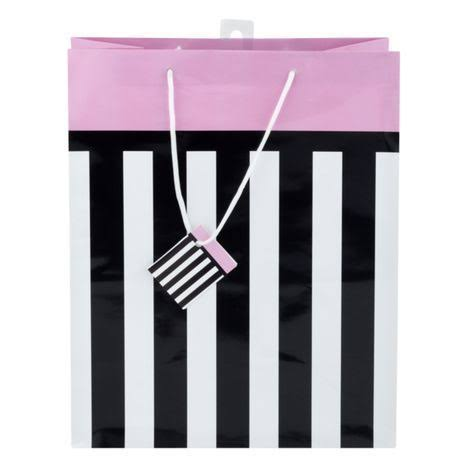Unique Gift Bag Party Stripes