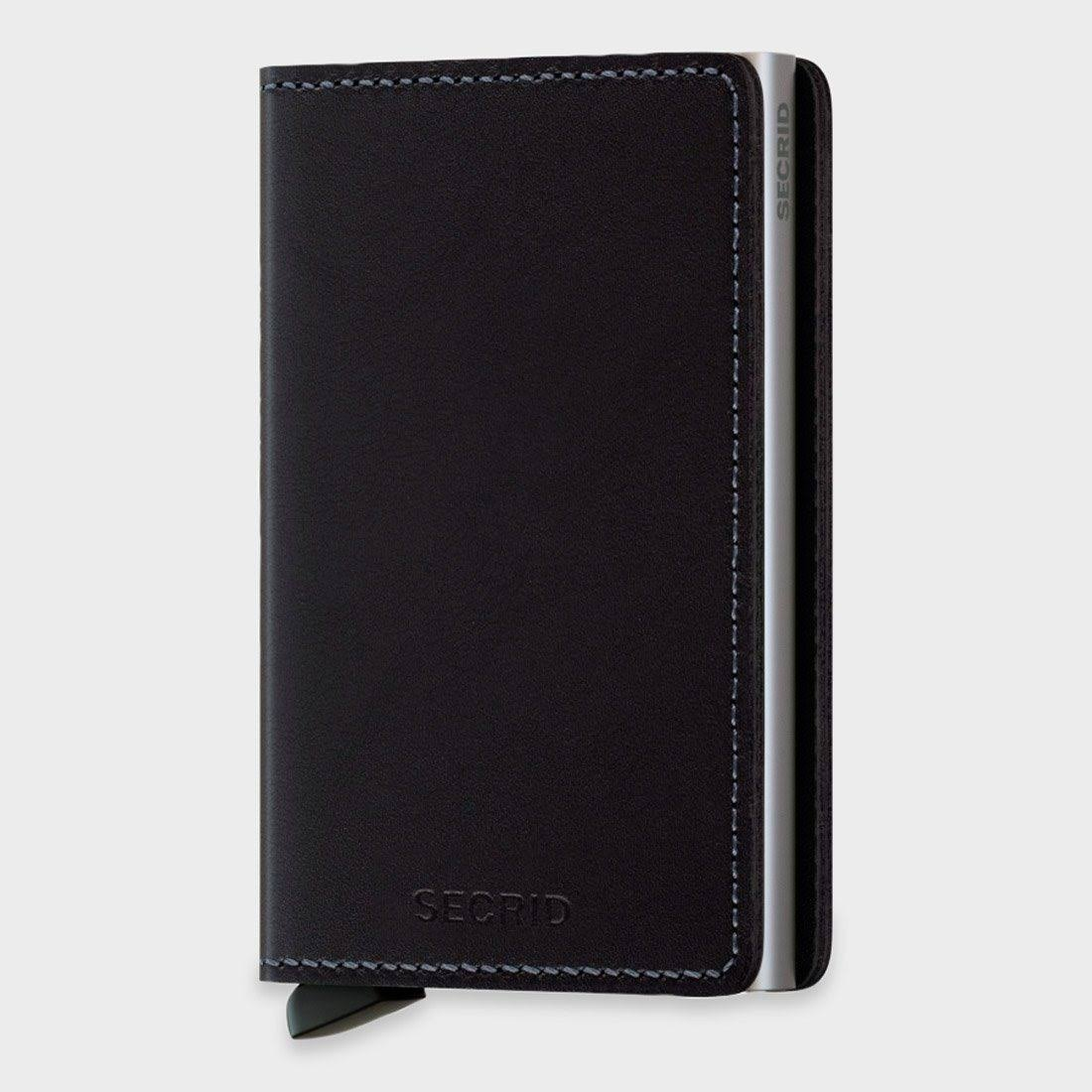 Secrid Slim Wallet - Leather