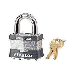 "Master Lock Steel Padlock - 15"" to 16"""