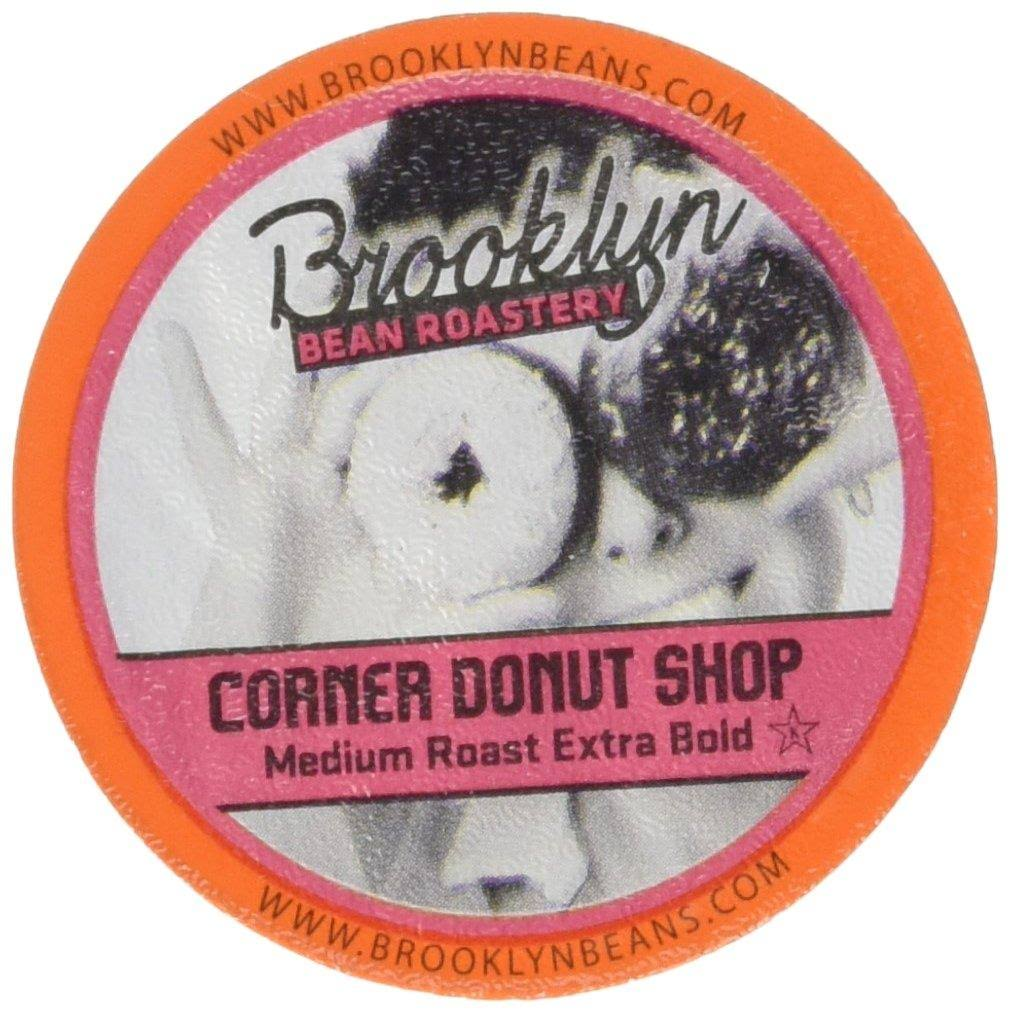 Brooklyn Beans Corner Donut Shop Single Serve