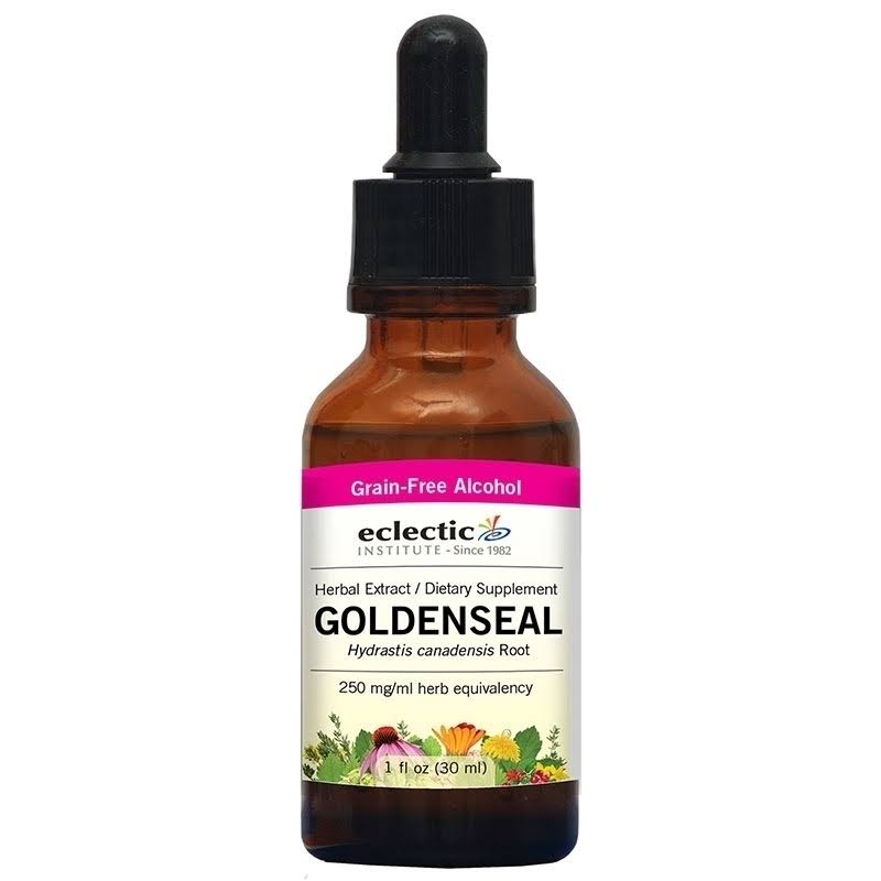 Eclectic Goldenseal - 30ml