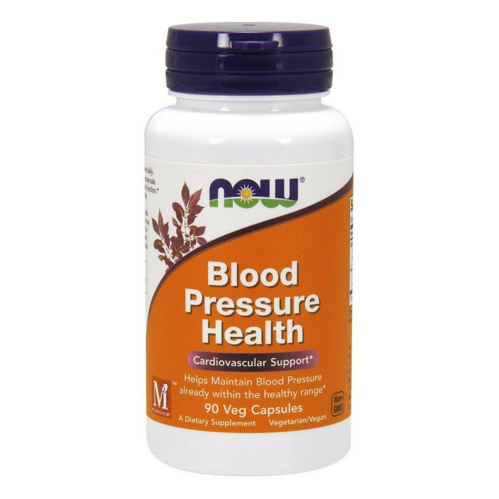 Now Foods Blood Pressure Health - 90 Vcaps