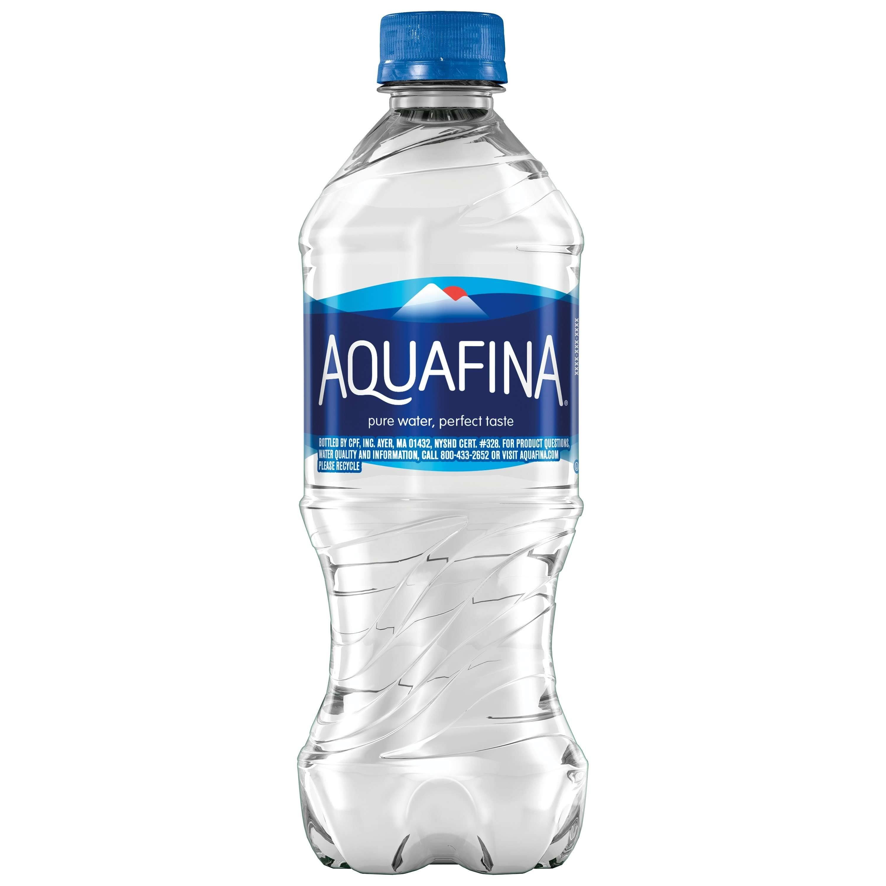 Aquafina Purified Drinking Water - 20oz