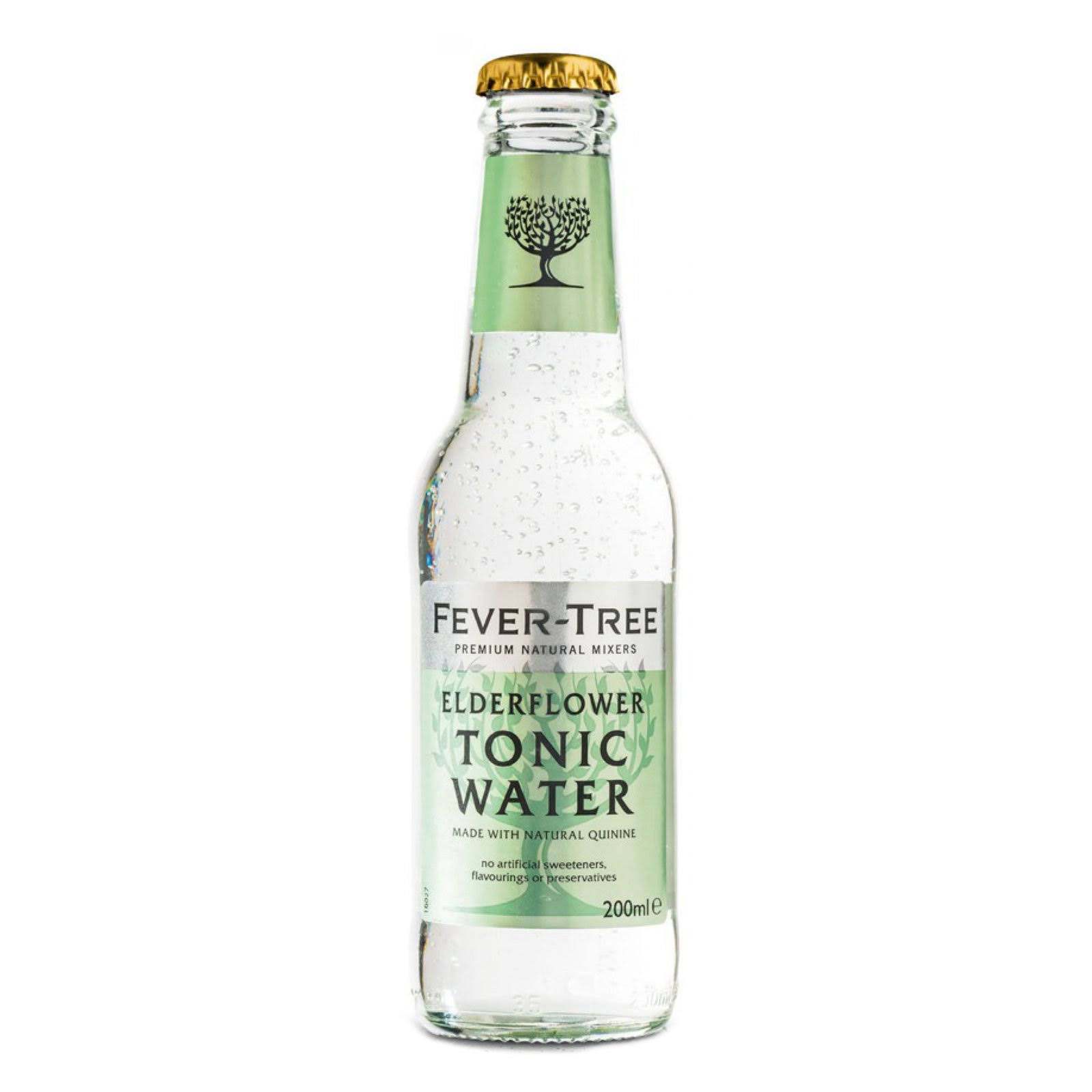 Fever Tree - Elderflower Tonic Water 200ml