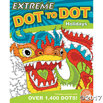 MindWare Extreme Dot to Dot : Holidays