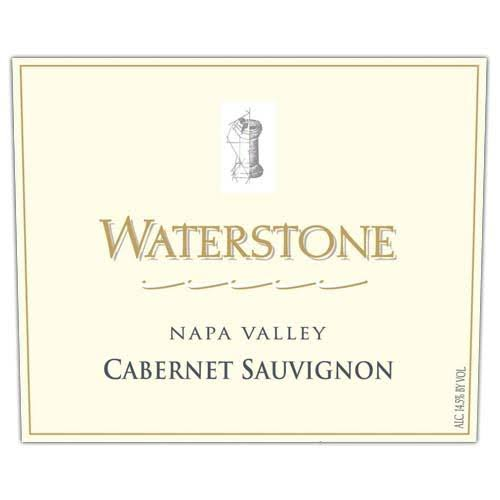 Waterstone Napa Valley Cabernet Sauvignon - 750ml