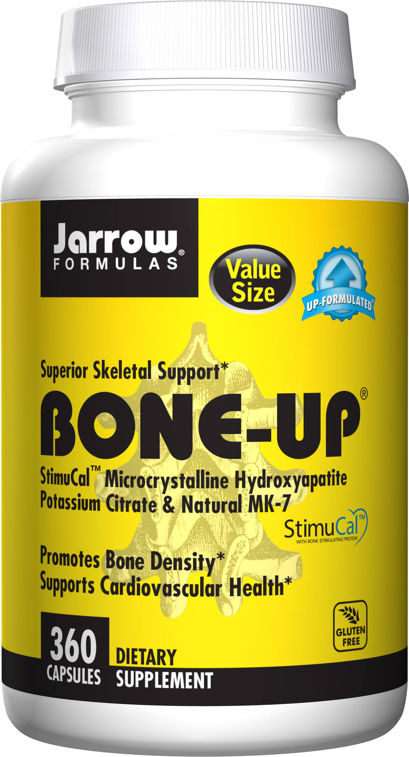 Jarrow Formulas Bone-Up Capsules - x360