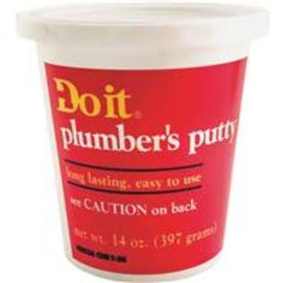 Do it Plumber's Putty - 397g