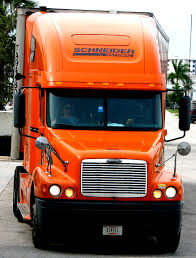 Schneider Truck Driving School Reimbursement Program & Paid CDL ...