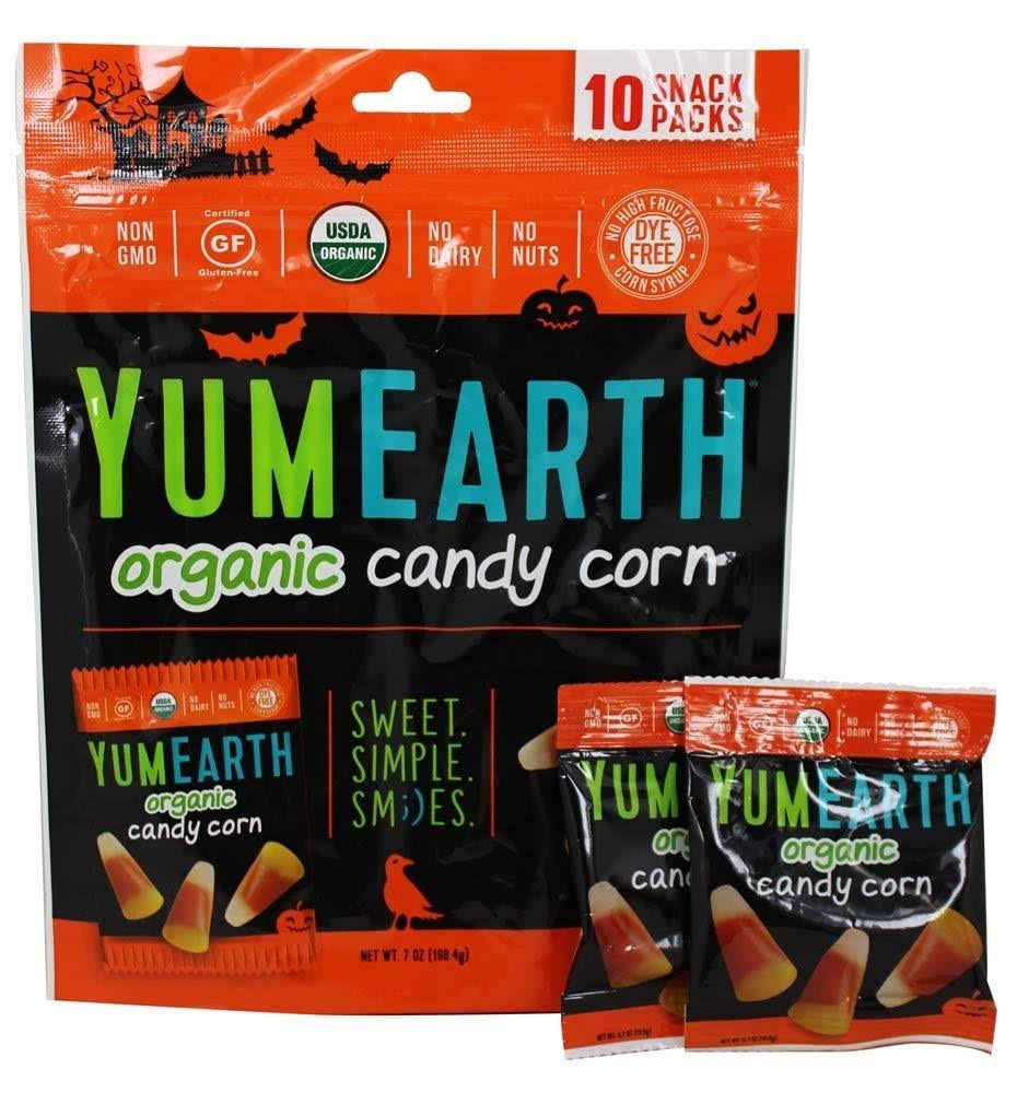 YumEarth Organic Candy Corn 7oz