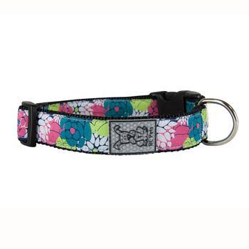 Full Bloom Adjustable Dog Collar by RC Pet - Small