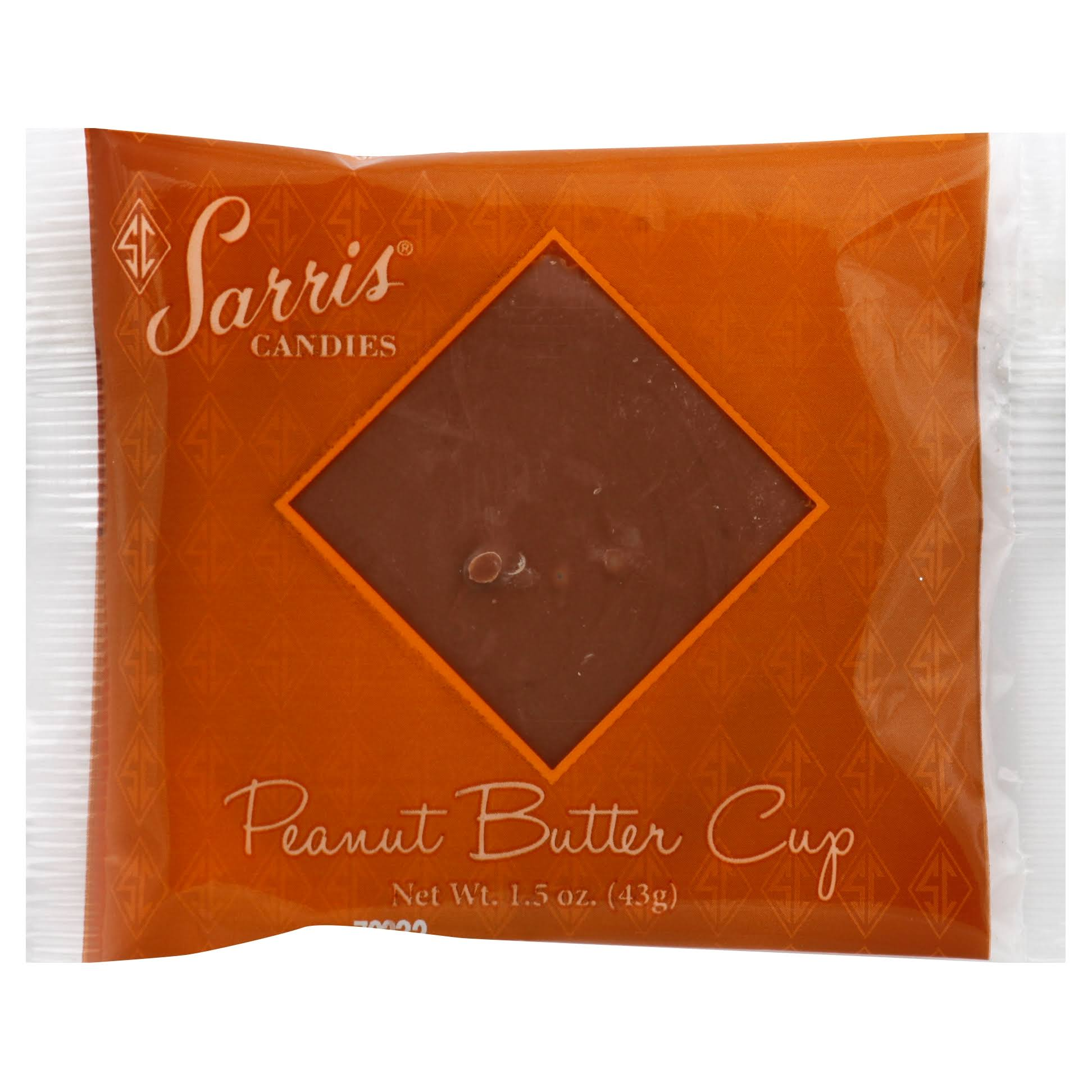 Sarris Candies Peanut Butter Cup - 1.5 oz