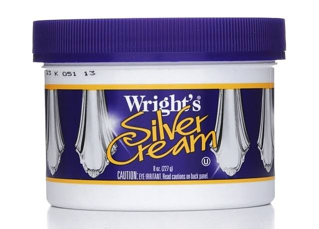 Wright's Silver Cream Polish - 8oz