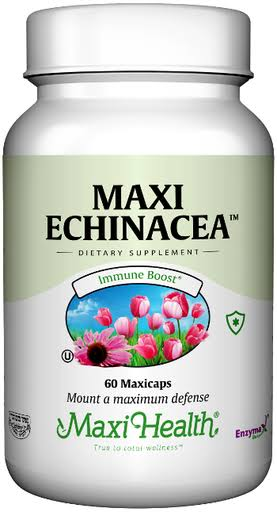 Maxi-Health Maxi Echinacea Supplement - 60ct