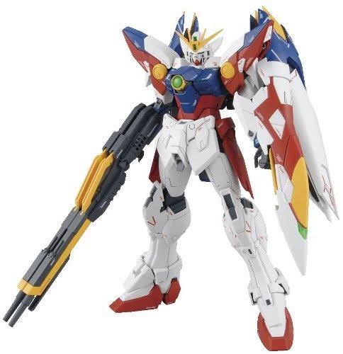 Bandai Hobby MG Wing Version Scale Mobilesuit Gundam Model Kit - Gundam Proto Zero