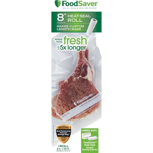 FoodSaver Heat Seal Single Roll