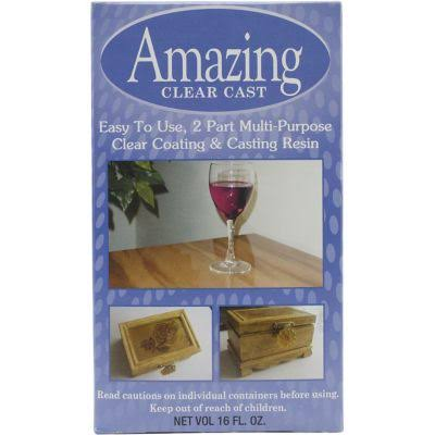 Alumilite Amazing Clear Casting Kit - 16oz