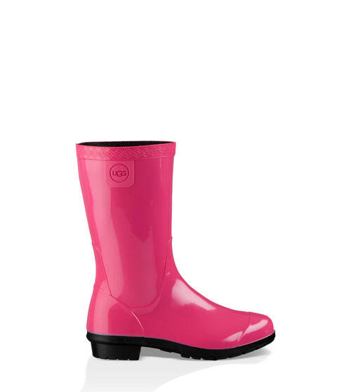 UGG Children's Raana Unisex Waterproof Boot - Diva Pink