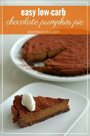 Libbys Pumpkin Pie Mix Ingredients by Easy Low Carb Chocolate Pumpkin Pie Sugar And Grain Free