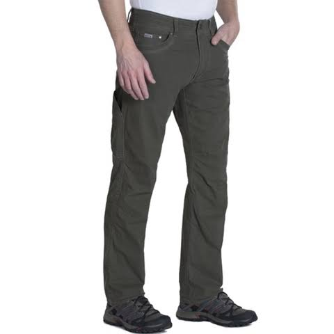 "Kuhl Men's Revolvr Trousers Outdoor Clothing - Gunmetal, 36""x32"""
