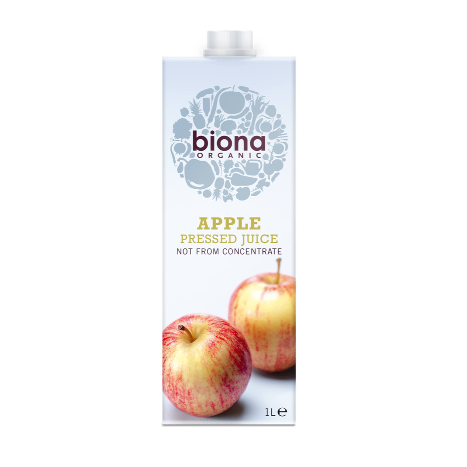 Biona Organic Pressed Apple Juice