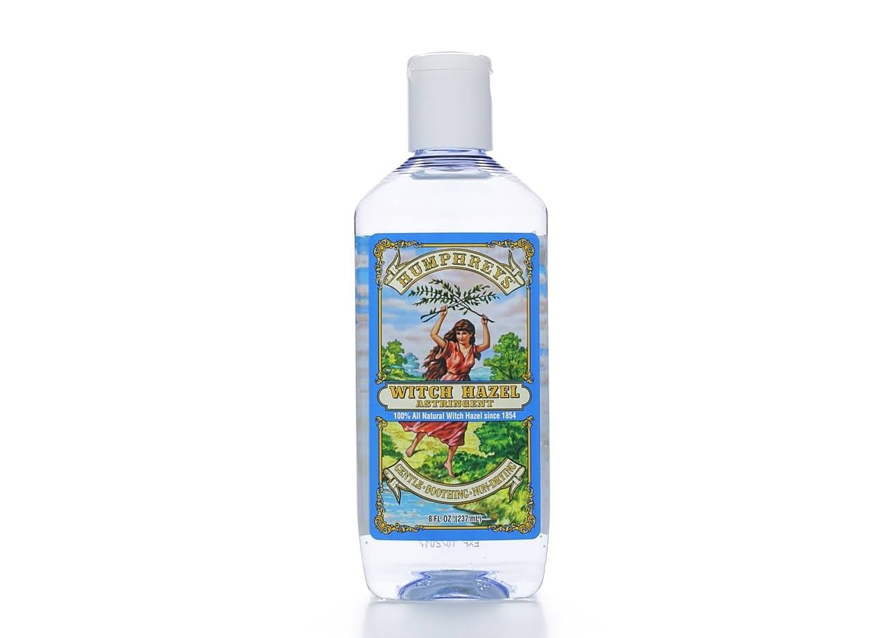 Humphrey's Homeopathic Remedy Witch Hazel Astringent