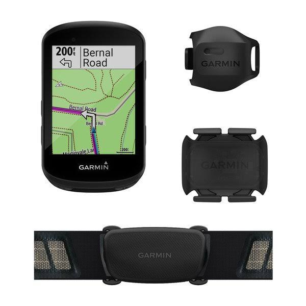 "Garmin Edge 530 Cycling GPS Navigator and Heart Rate Monitor - 2.6"" Display"