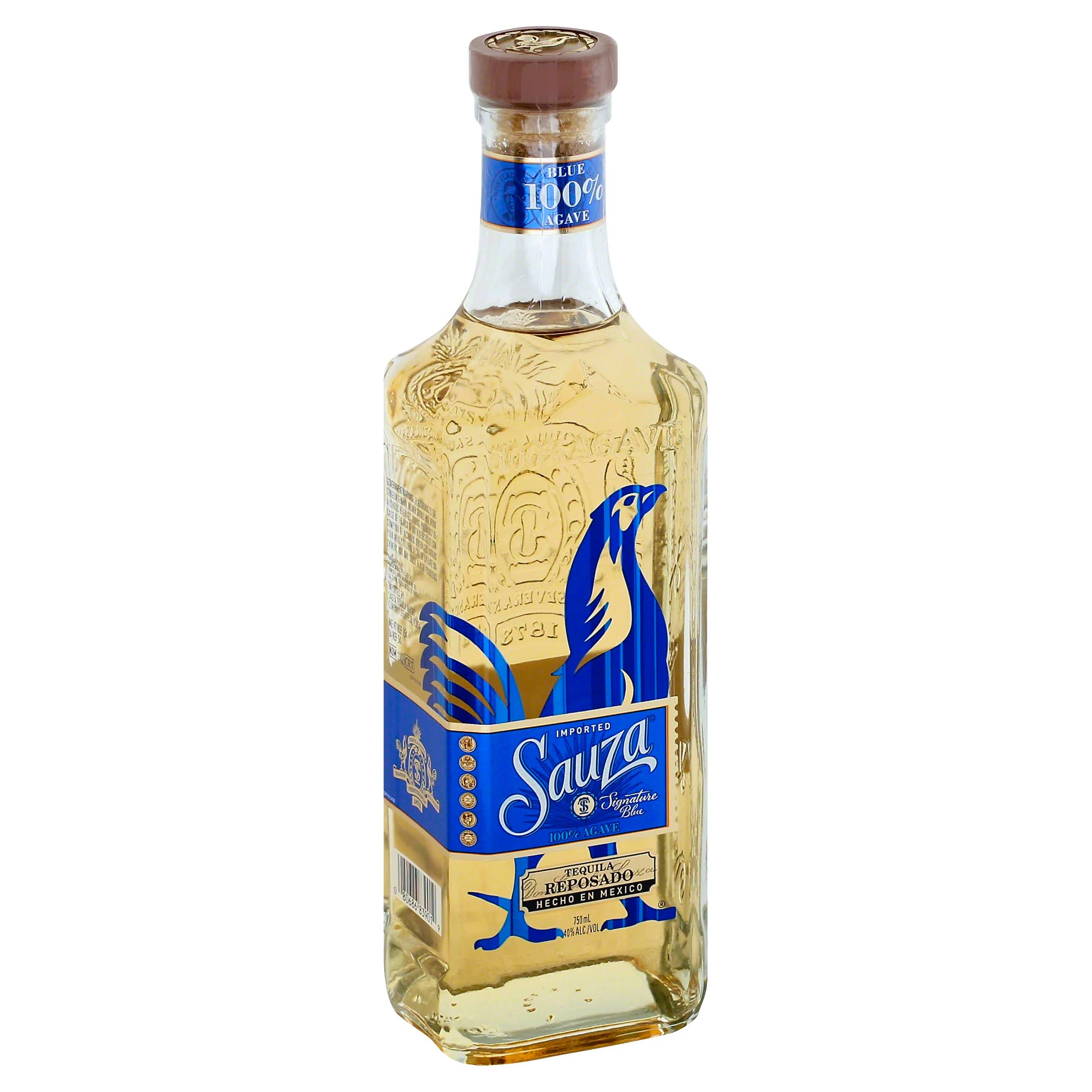 Sauza Signature Blue Reposado Tequila - 750ml