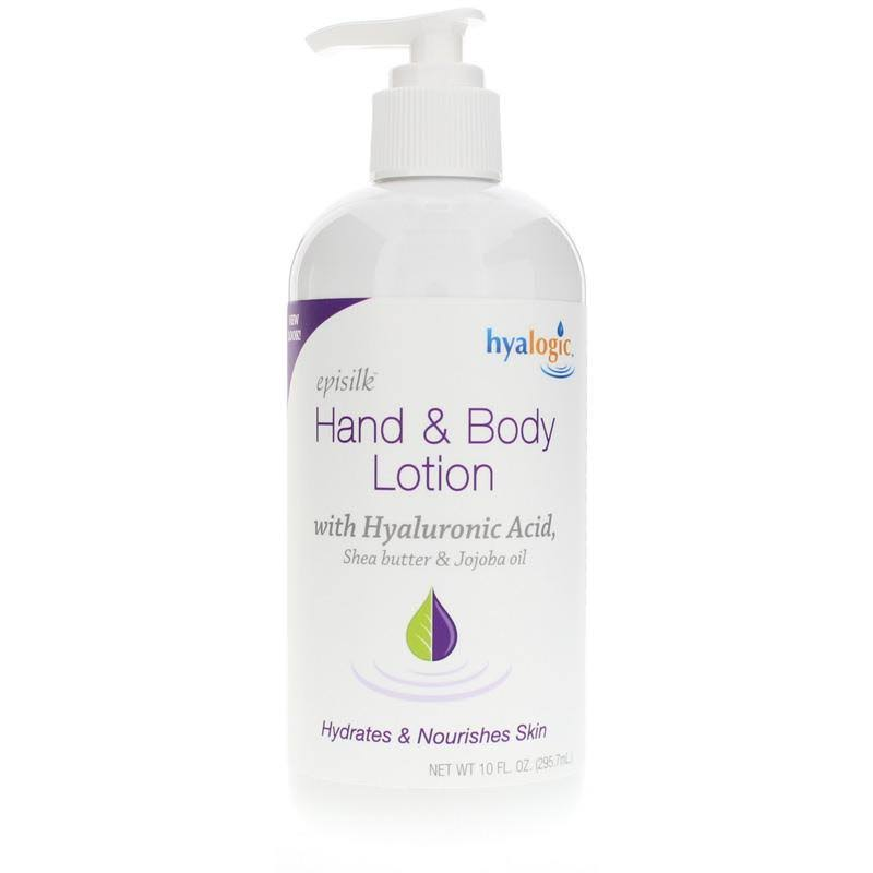 Hyalogic Episilk Hand & Body Lotion - 10 fl oz