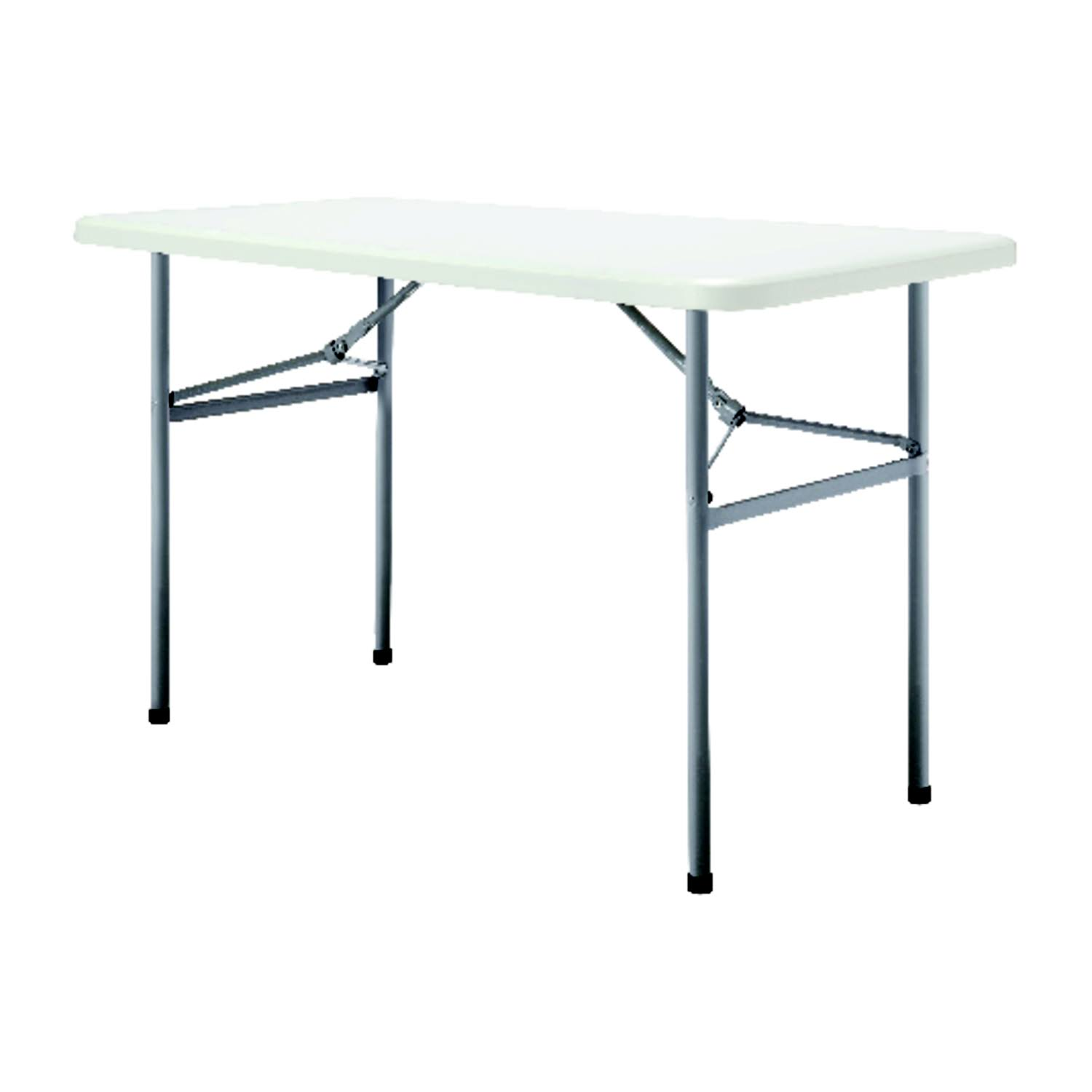 Living Accents 29-1/4 in. H x 24 in. W x 48 in. L Rectangular Folding Table