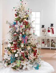 Raz Gold Christmas Trees by Decorated Christmas Tree Ideas Photo Gallery At Shelley B