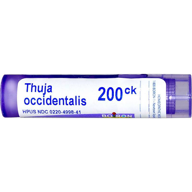 Boiron Thuja Occidentalis - 200ck, 80 Pellets