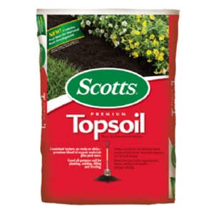 Scotts Premium Top Soil - 0.75cu ft
