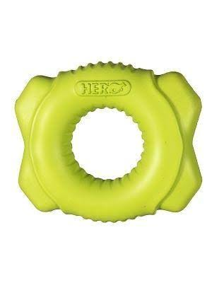 Hero PlayTime Durable Foam Floating Widget Dog Toy - Large, Green