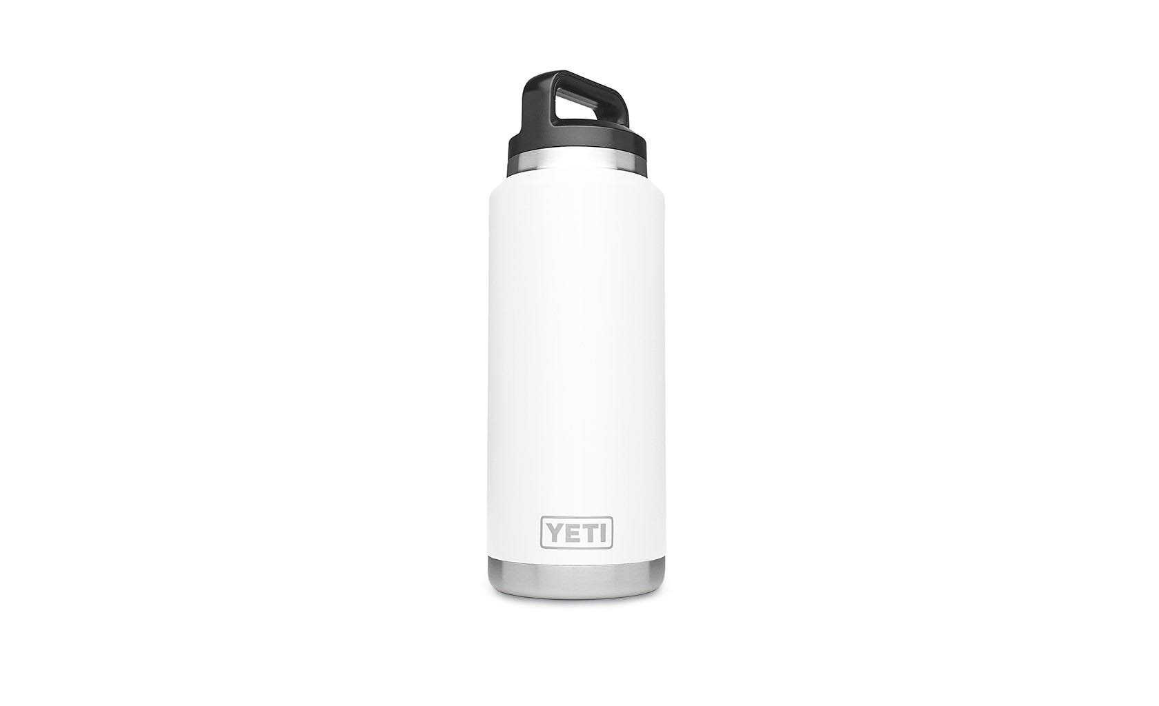 Yeti Rambler Water Bottle - White, 36oz