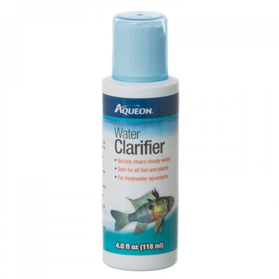 Aqueon Aquarium Fish Water Clarifier - 4oz