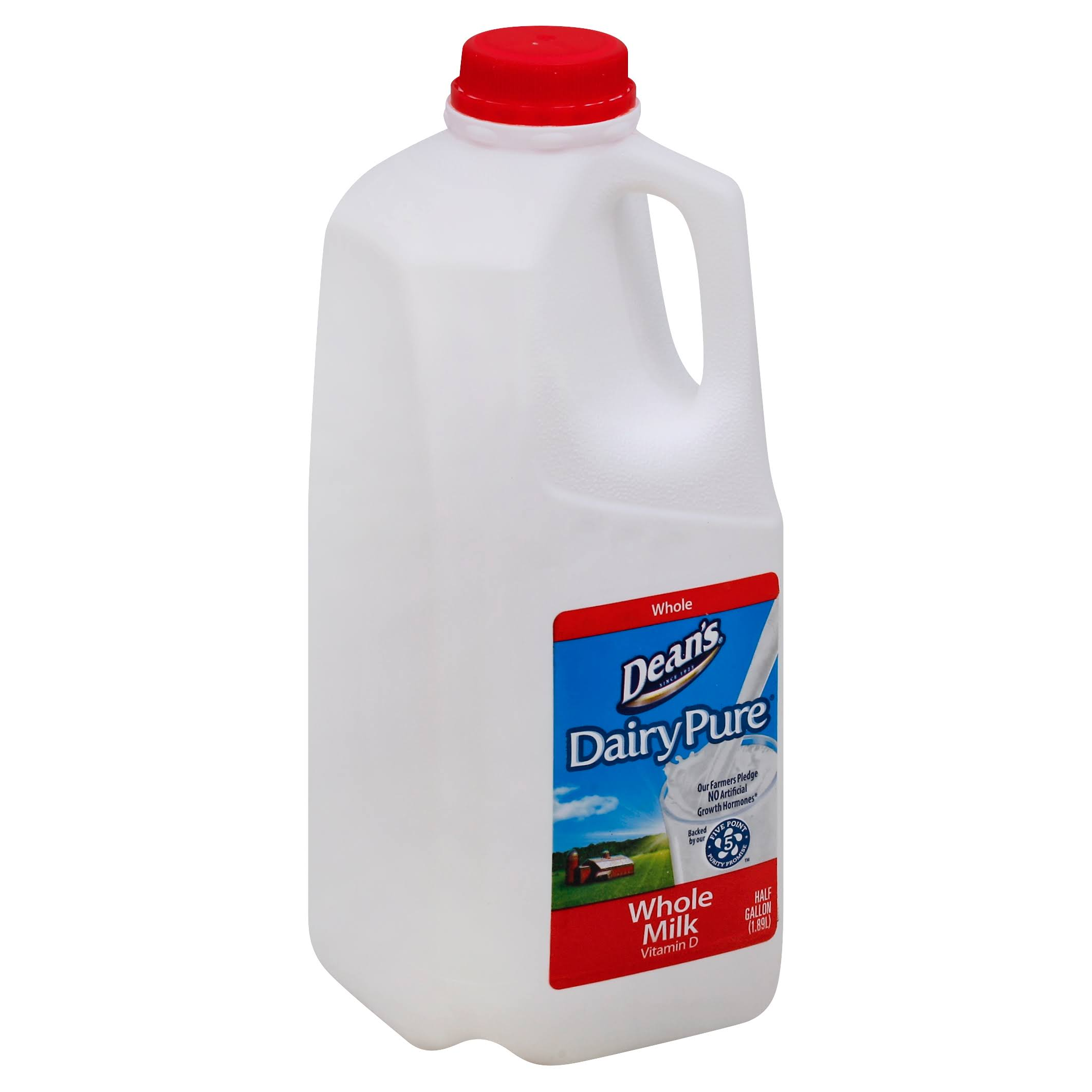 Model Dairy Dairy Pure Whole Milk - 1/2gal