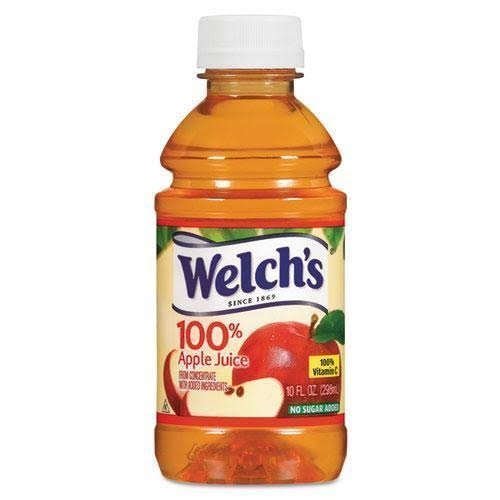 Welch's 100% Apple Juice - 10oz